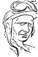 Old Man Fangio Outline