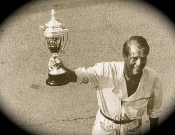 Peter Collins Lifting Trophy
