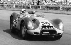 Sportscar at the 1958 British GP