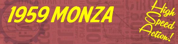 1959 Monza High Speed