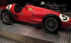 A 2952 Ferrari Tipo 500 (F2).