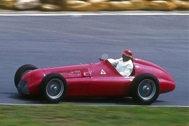 "The Alfa Romeo ""Alfetta"""